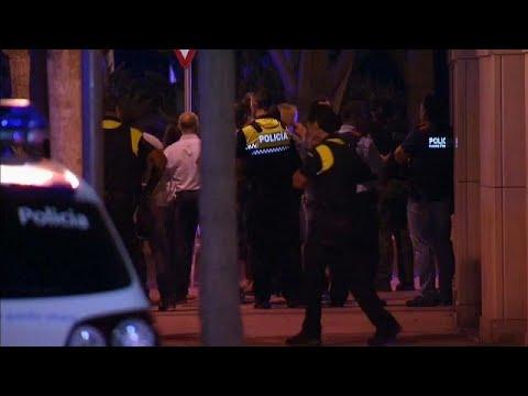 La policía catalana abate a cinco personas que querían atentar en Cambrils (Tarragona)