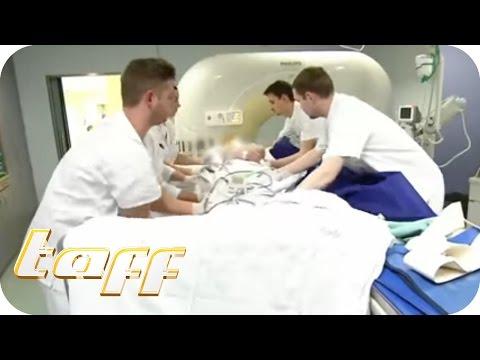 Die Ärzte vom Unfallkrankenhaus: Tägliches Leben retten in Berlin | taff | ProSieben