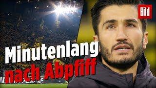 Gänsehaut-Abschied für Nuri Sahin | Borussia Dortmund - Werder Bremen