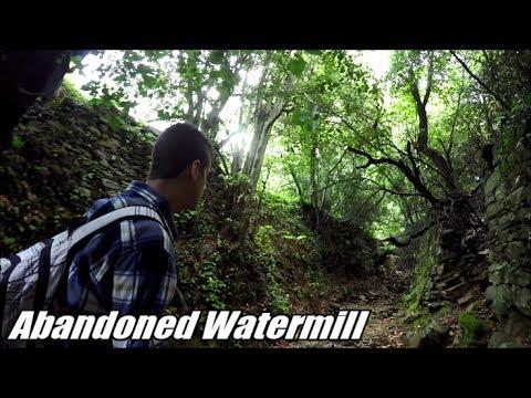 Hiking - Abandoned Watermill - Greece