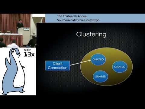 [SCaLE 13x] Derek Collison   NATS: A new nervous system for distributed cloud platforms