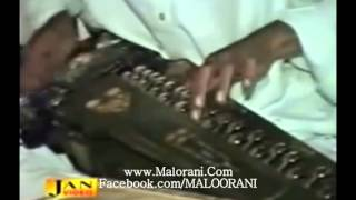 balochi song noor khan bezanjoo نورخان بزنجو بلوچی ترانه