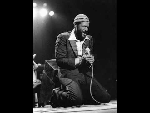 Marvin Gaye - Inner City Blues (live at the Kennedy Center May 1st 1972)