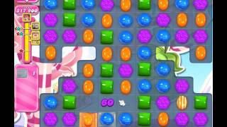 Candy Crush Saga Level 496 ( New with 15 Moves and 4 Candy Colours ) No Boosters 3 Stars