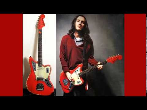 JOHN FRUSCIANTE About His Fender JAGUAR