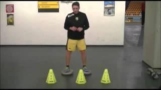 21 exercices de base proprioception bas du corps