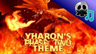 "Terraria Calamity Mod Music - ""Roar of The Jungle Dragon"" - Theme of Jungle Dragon, Yharon (Phase 2)"