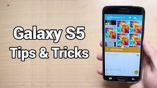 Top 10 Tips & Tricks Galaxy S5 Android 5.0 Lollipop