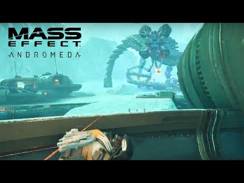 Mass Effect: Andromeda - Blind Let's Play Part 32: Voeld Remnant Architect [Insanity]