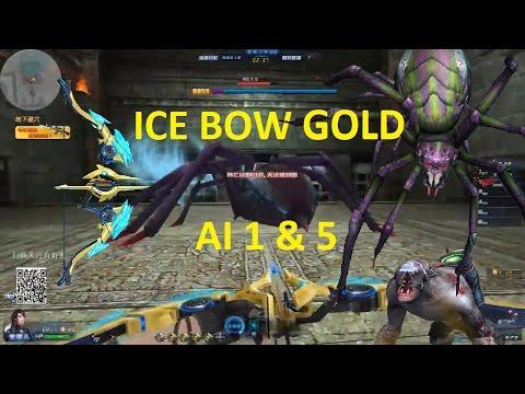 MN Milan Truy Kích ► ICE BOW GOLD vs chế độ AI 1 và 5