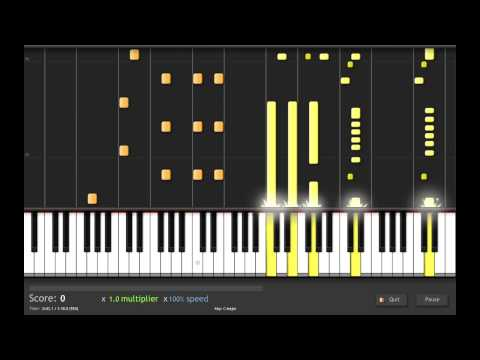 How to Play Alley Cat on Piano