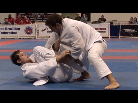Roger Gracie VS Leonardo Leite / World Championship 2008