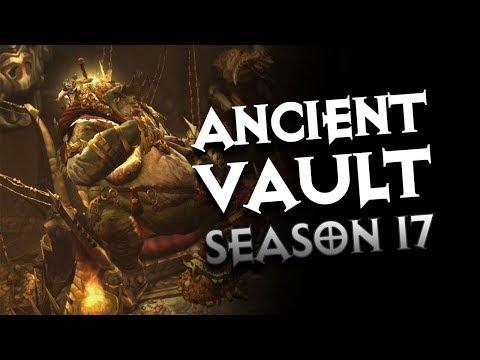 Diablo 3 - THE NEW PUZZLE RING UPDATE (ANCIENT VAULT) SEASON 17 - PWilhelm