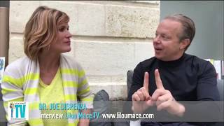 Mysticism & activate your pineal gland -  Dr JOE DISPENZA  (live from Bordeaux with Lilou Mace)