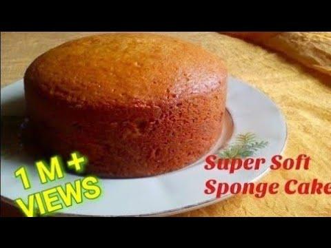 Super Soft Spongy #eggless Yogurt CAKE / #cooker CAKE / Tricky  SPONGE CAKE #recipe #spongecake