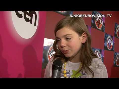 Laura gaat voor België naar het Junior Songfestival 2009