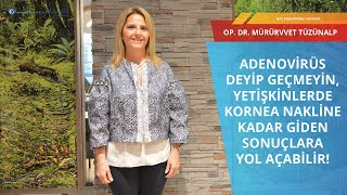 Adenovirüs I Op  Dr  Mürüvvet Tüzünalp