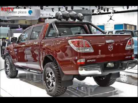 2016 Facelifted Mazda Bt 50 Pickup Concept