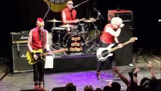 Toy Dolls - Lyon - 19 mai 2014