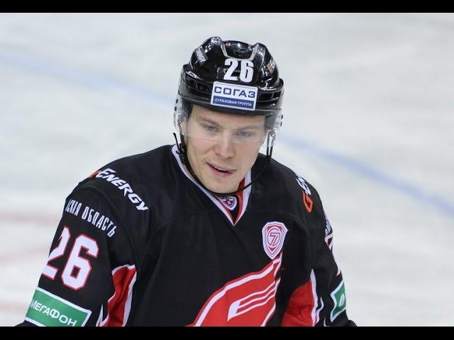 """Эрик Густафссон: """"Я еще сыграю за Омск!"""""""