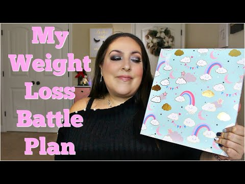 MY WEIGHT LOSS BATTLE PLAN | BEAT THE BINGE | WEIGHT LOSS JOURNEY TO LOSE 180 POUNDS