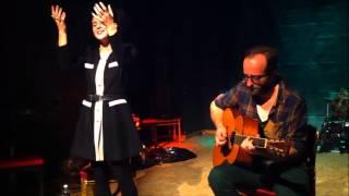 Emma Morton e Luca Giovacchini catturano il pubblico romano