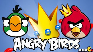 Angry Birds Friends - Facebook Friends Tournament ALL Levels 3 Stars 5/11