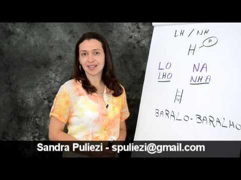 Ensinando sílabas complexas (LH e NH)