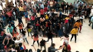 Flash Mob @VR Surat-sparsh 2k16