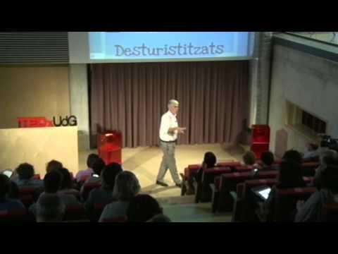 Futurisme, el futur del turisme: José Antonio Donaire at TEDxUdG