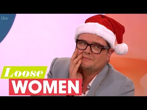 Alan Carr Dishes The Dirt On His Grace Jones Interview | Loose Women