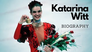 Katarina Witt Biography 1984 1988 Olympic Champion
