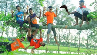 Must Watch New Funniest Comedy video 2021 amazing comedy video 2021 Episode 48 By Villfunny Tv