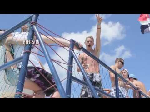 Breakaway Tours Spring Break - 2011 Official Trailer (Now Campus Vacations Spring Break)