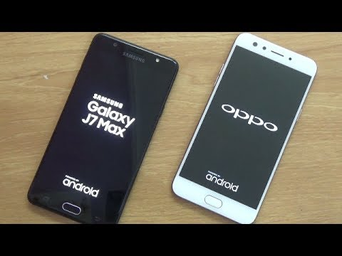 Samsung Galaxy J7 Max Vs Oppo F3 Detail Comparision !! HINDI