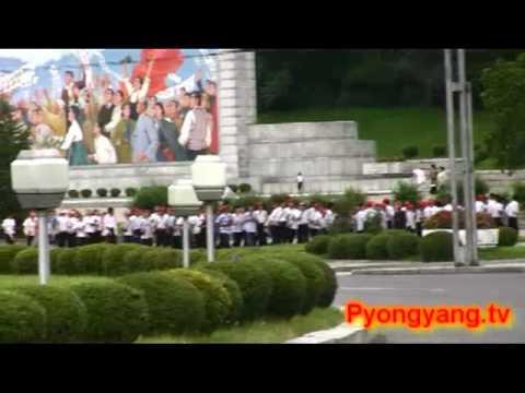 Arch of Triumph - Pyongyang , North Korea