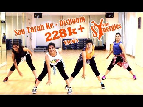 Dance Choreography on Sau Tarah Ke | Dishoom |...