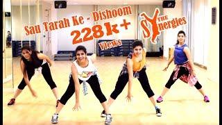 Dance Choreography on Sau Tarah Ke | Dishoom | John Abraham | Varun Dhawan | Jacqueline Fernandez