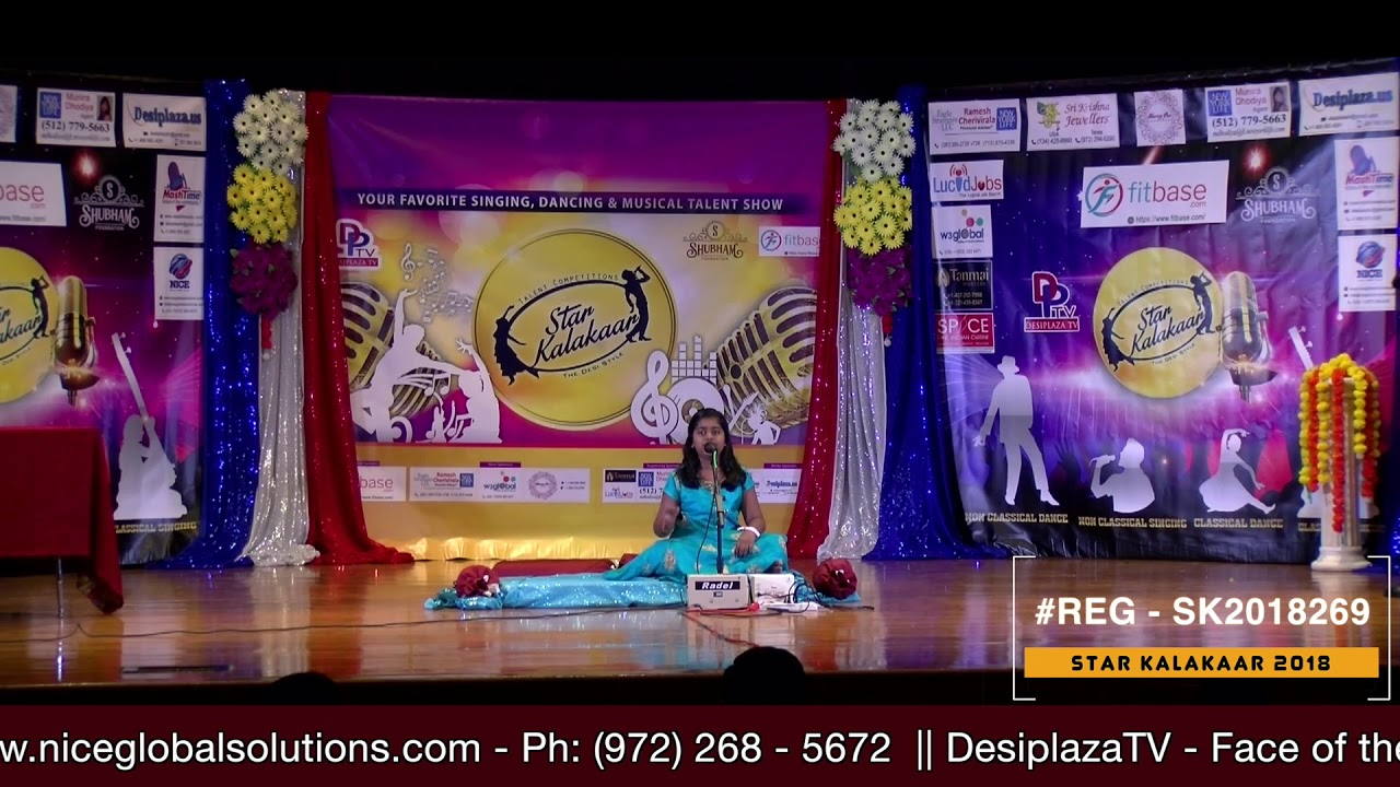 Registration NO - SK2018269 - Star Kalakaar 2018 Finals - Performance