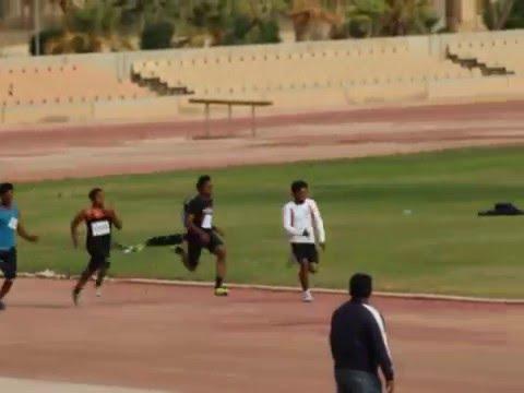 iisDammam 100mtr Riyadh cluster meet 2014 - YouTube