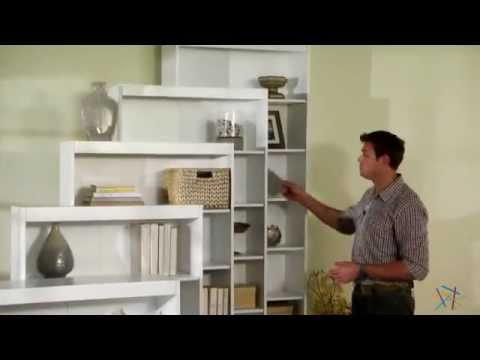 wood duty shelf bookcase of wooden regarding bookcases com heavy size adamhosmer large cozy
