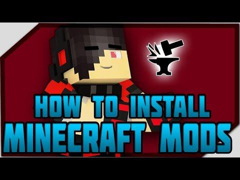 Minecraft Mod How To Install Minecraft Mods