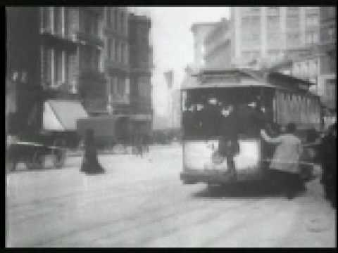 Broadway & Union Square 1901