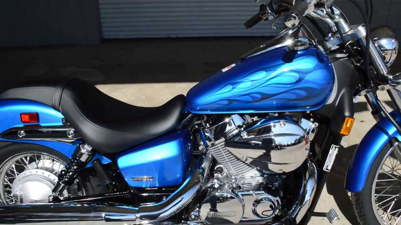 2014 Shadow Spirit 750 Sale Honda Of Chattanooga