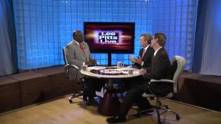 Joe and Gregg discuss Men of Vision & Excellence Conference on Lee Pitts Live