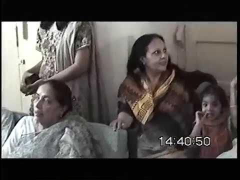 2002   august 9th   Gaaner Onushthaan at Hindol Mama's house