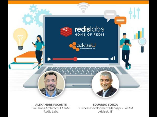 Webinar: Redis Enterprise vs Redis Community - Alexandre Focante e Eduardo Souza