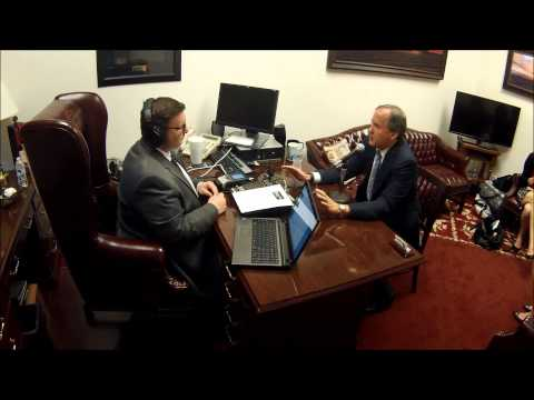 Attorney General Ken Paxton Interview in Austin