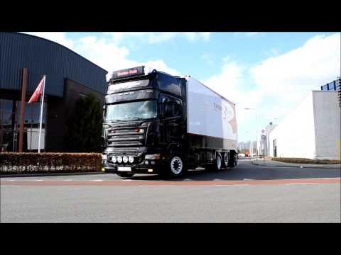 Transport Redant Scania V8 - Very nice sound