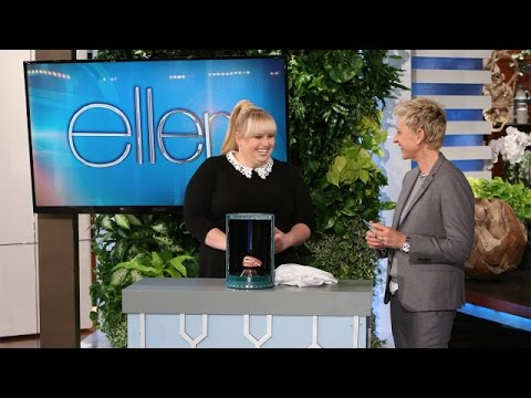 Ellen's Favorite Games: Rebel Wilson Plays 'Pitch Please'